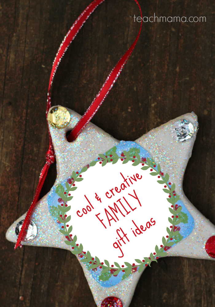 cool and creative family gift ideas teafchmama.com