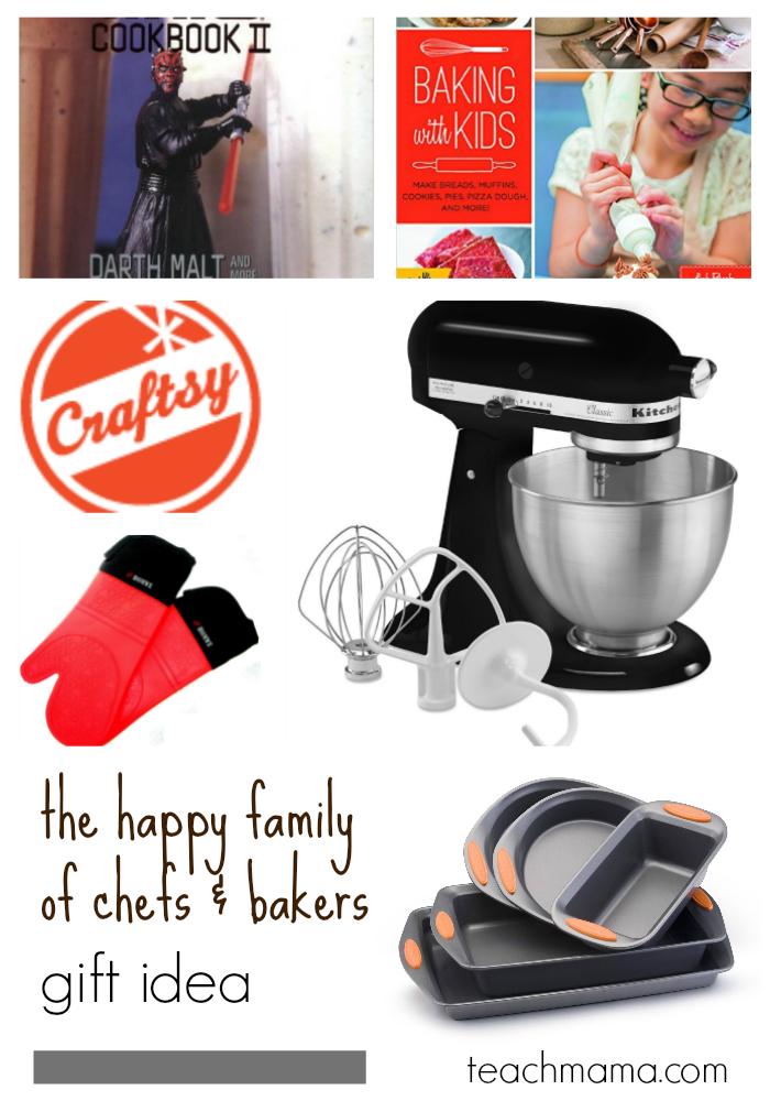 family gift baking teafchmama.com