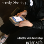 how to set up iphone for family sharing so that the whole family stays cyber safe   teachmama.com