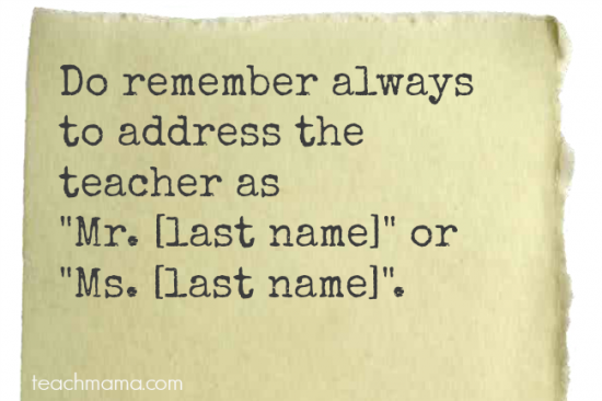 must send email for teachers | teachmama.com