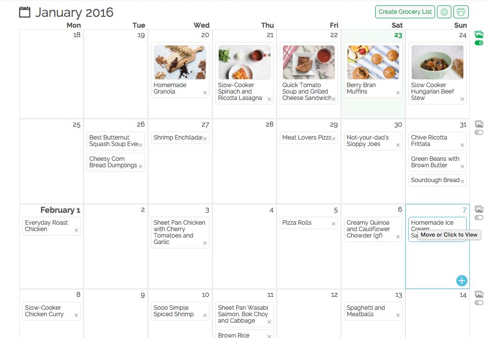 meal planning is easy gatheredtable teachmama.com