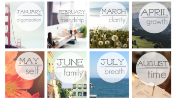 free 2016 calendar download: start the year off right!