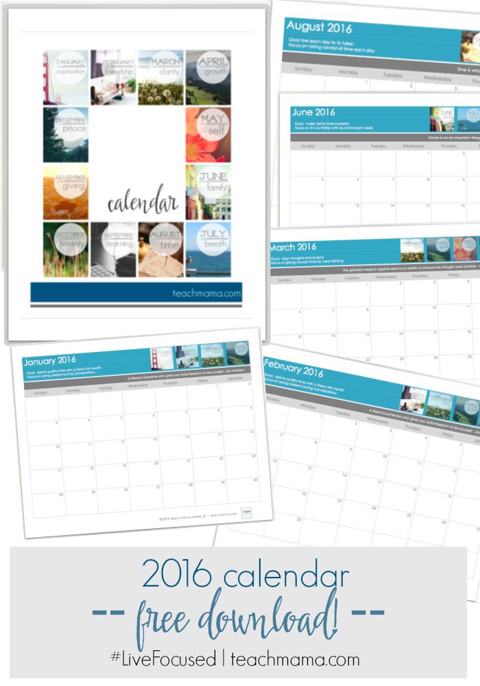 free calendar download teachmama.com 2