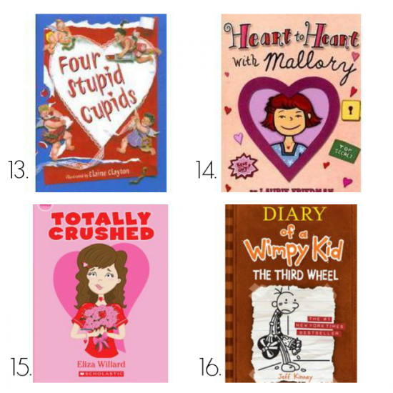valentines day books for middle grades teachmama.com 4