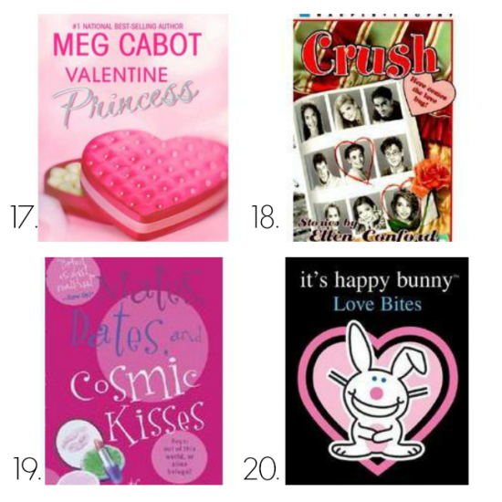 valentines day books for middle grades teachmama.com 5
