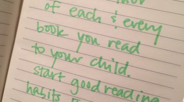 daily reading tip | teachmama.com #raiseareader