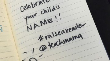 reading tip 5: celebrate names | teachmama.com
