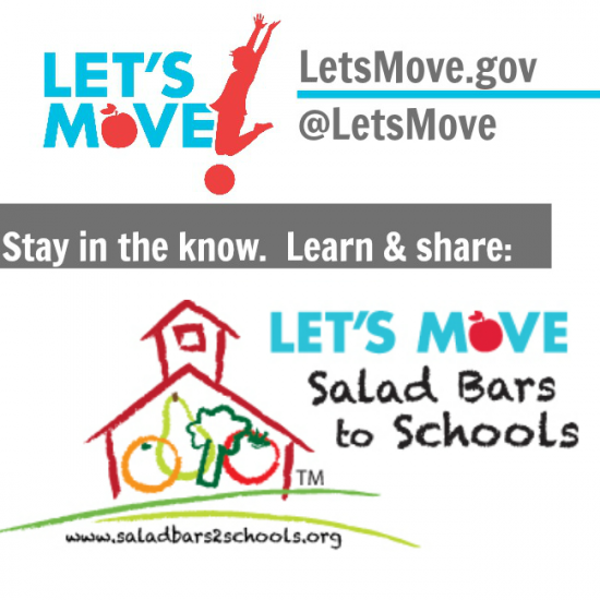 lets move - teachmama.com - salad bar to school