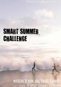 smart summer challenge teachmama.com 2017 2
