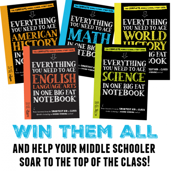 big fat notebook study help for middle schoolers teachmama.com