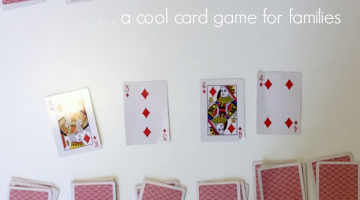 how to play James Bond: fun card game for familes, by cora mascott