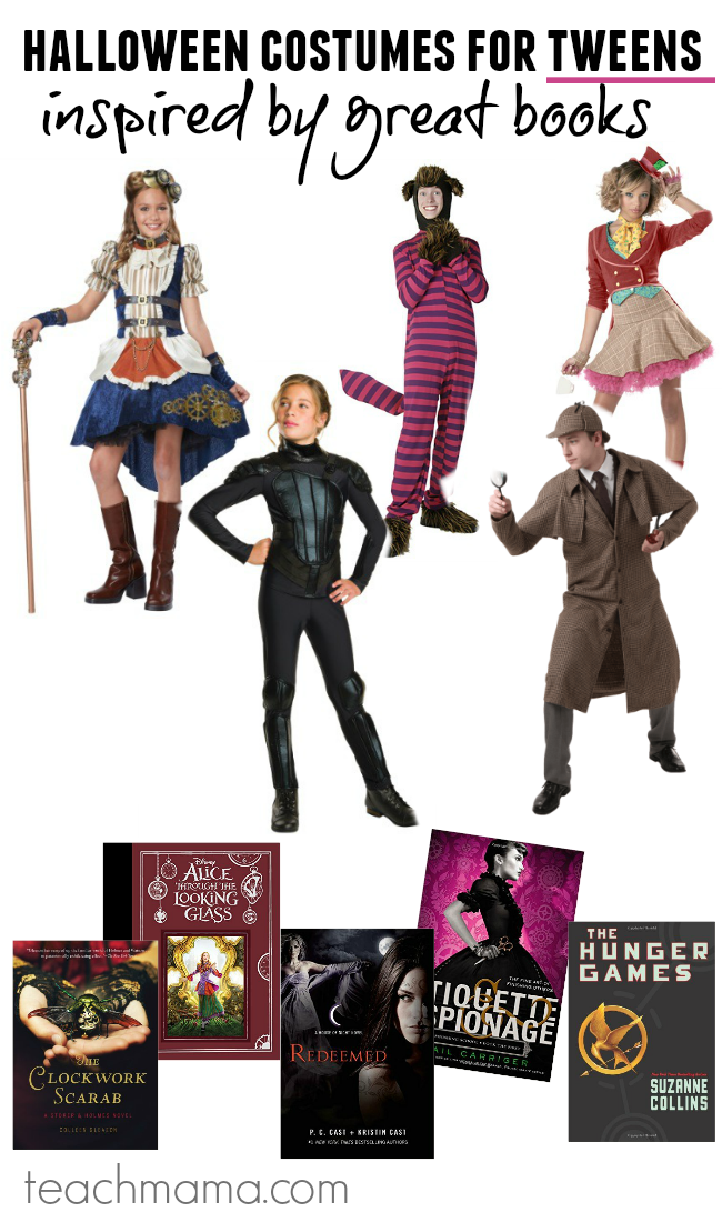 Cool Halloween Costumes For Tweens Costumes Inspired By