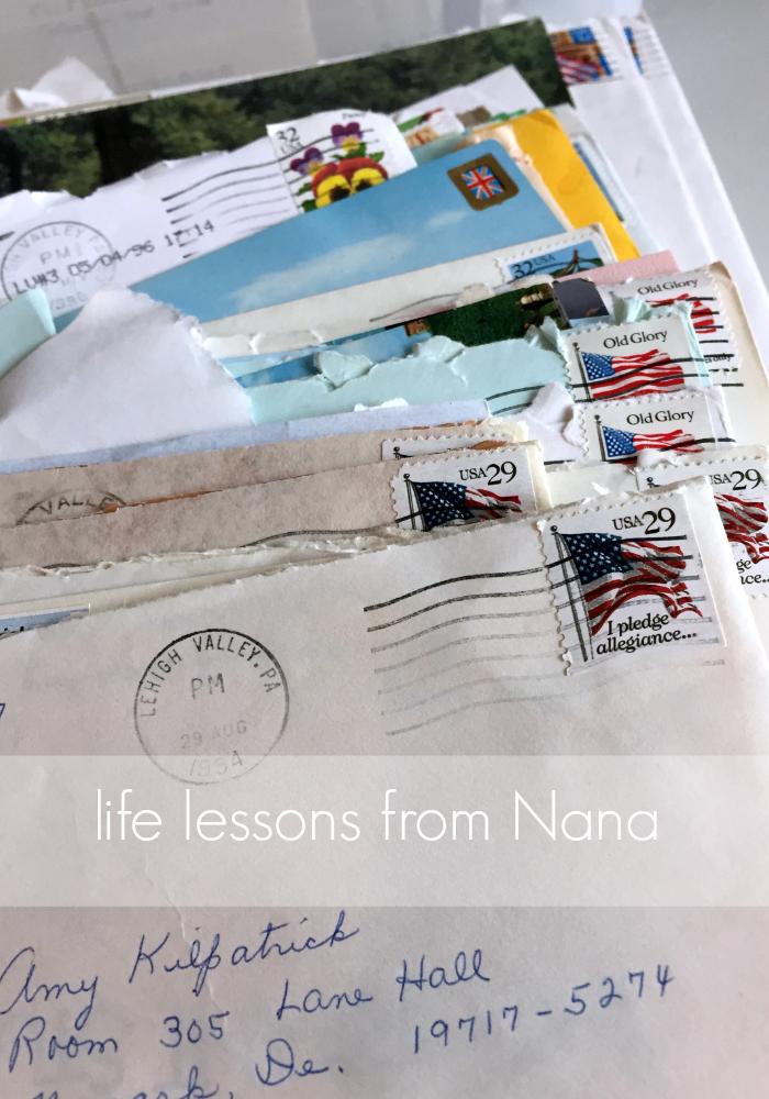 life lessons from nana | teachmama.com