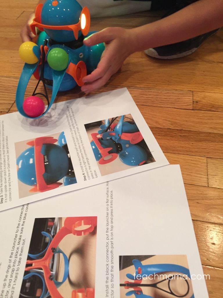 bring STEM to life with Dash and Dot robots meet robots | teachmama.com