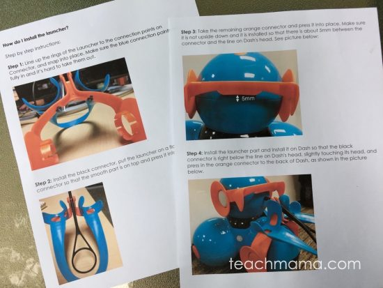 bring STEM to life with Dash and Dot robots Dash | teachmama.com