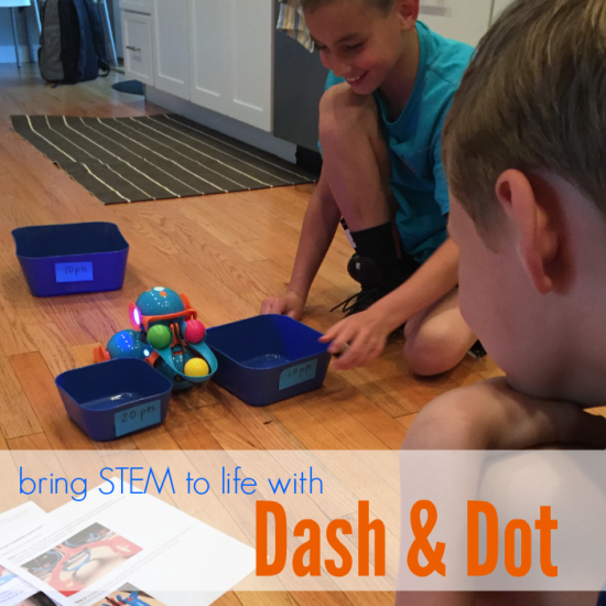 bring STEM to life with Dash and Dot robots | teachmama.com sq 2