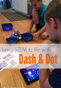 bring STEM to life with Dash and Dot robots | teachmama.com