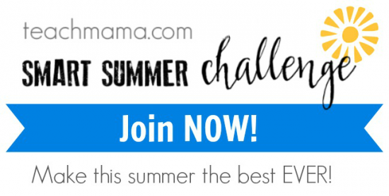 smart summer challenge teachmama.com join now