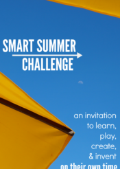 make this summer rock: Smart Summer Challenge 2018!