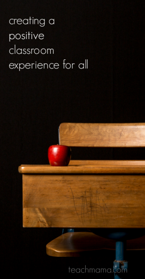 positive classroom experience | staples and lady gaga | teachmama.com