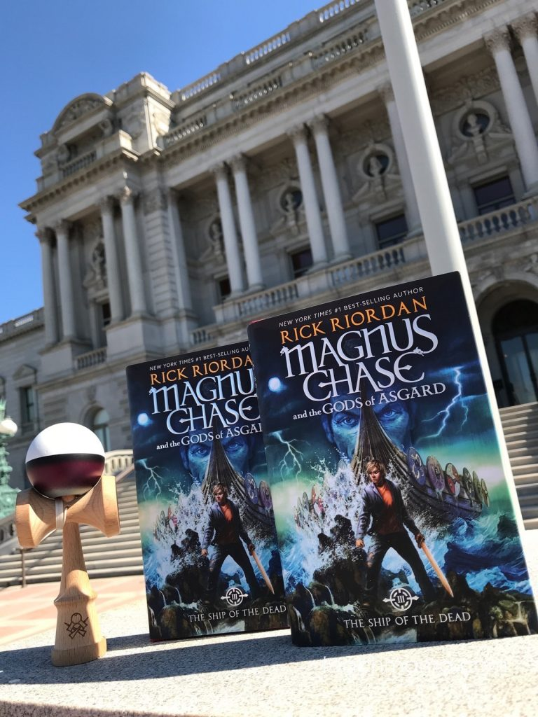 rick riordan: 5 fun facts about the author we love