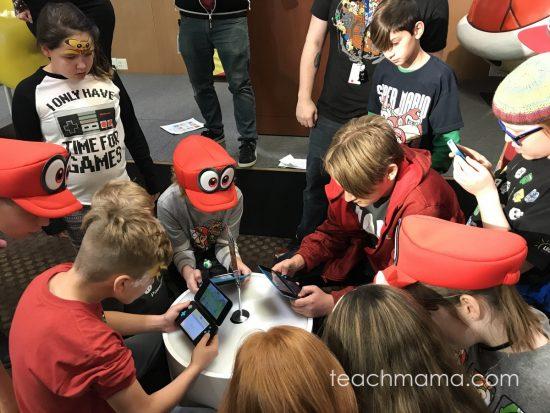 nintendo headquarters visit | teachmama.com