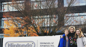 our visit to nintendo us headquarters: 5 cool surprises #nintendoamerica