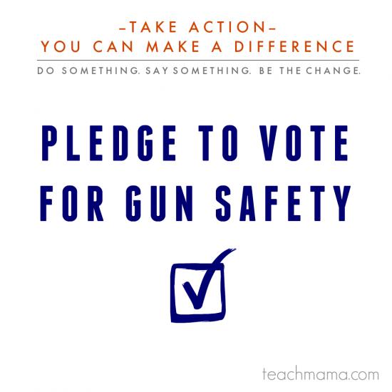 pledge to vote