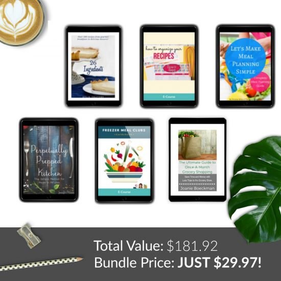 Two Must-Have Freebies for Families -- Books & More | ultimate bundle teachmama.com