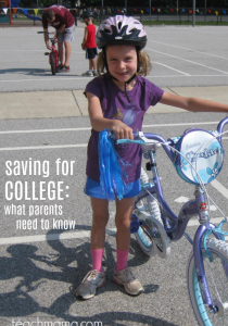 saving for college what parents need to know teachmama.com 2