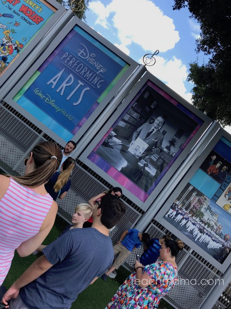 what you need to know: disney's performing arts programs | teachmama.com