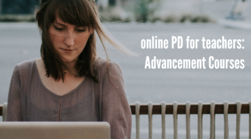 online pd for teachers | advancement courses | teachmama.com