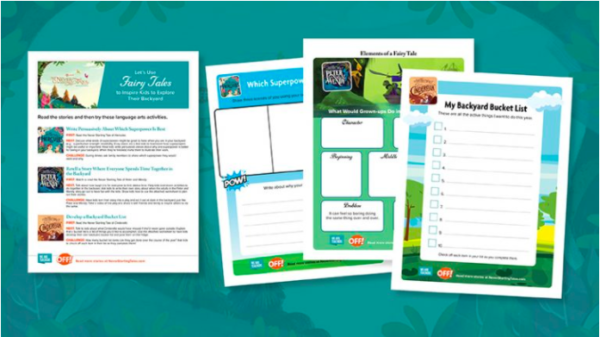 language arts worksheets for seriew